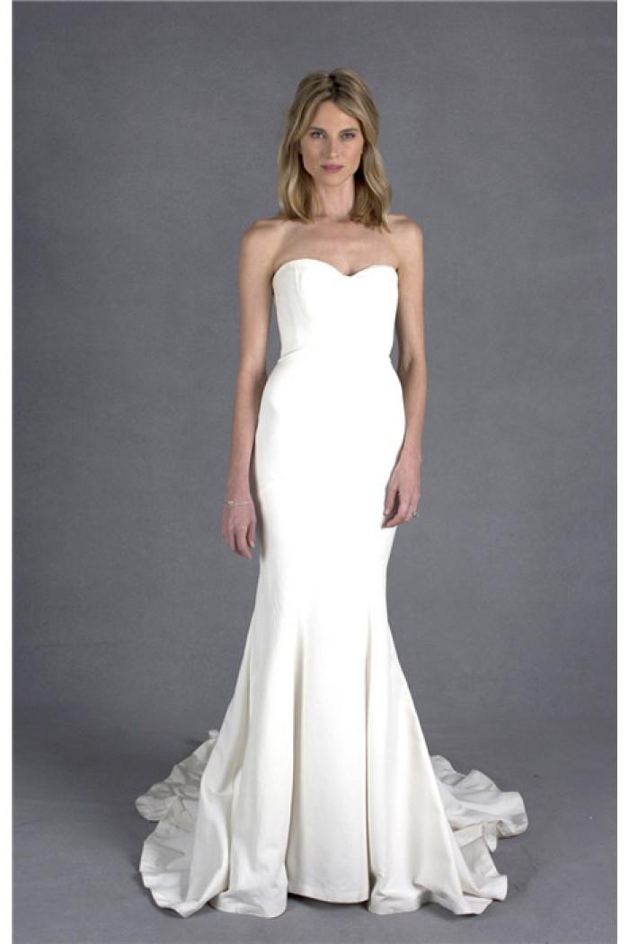 nicole miller dresses wedding photo - 1