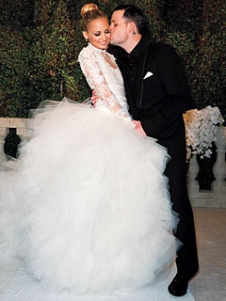 nicole richie wedding dresses photo - 1