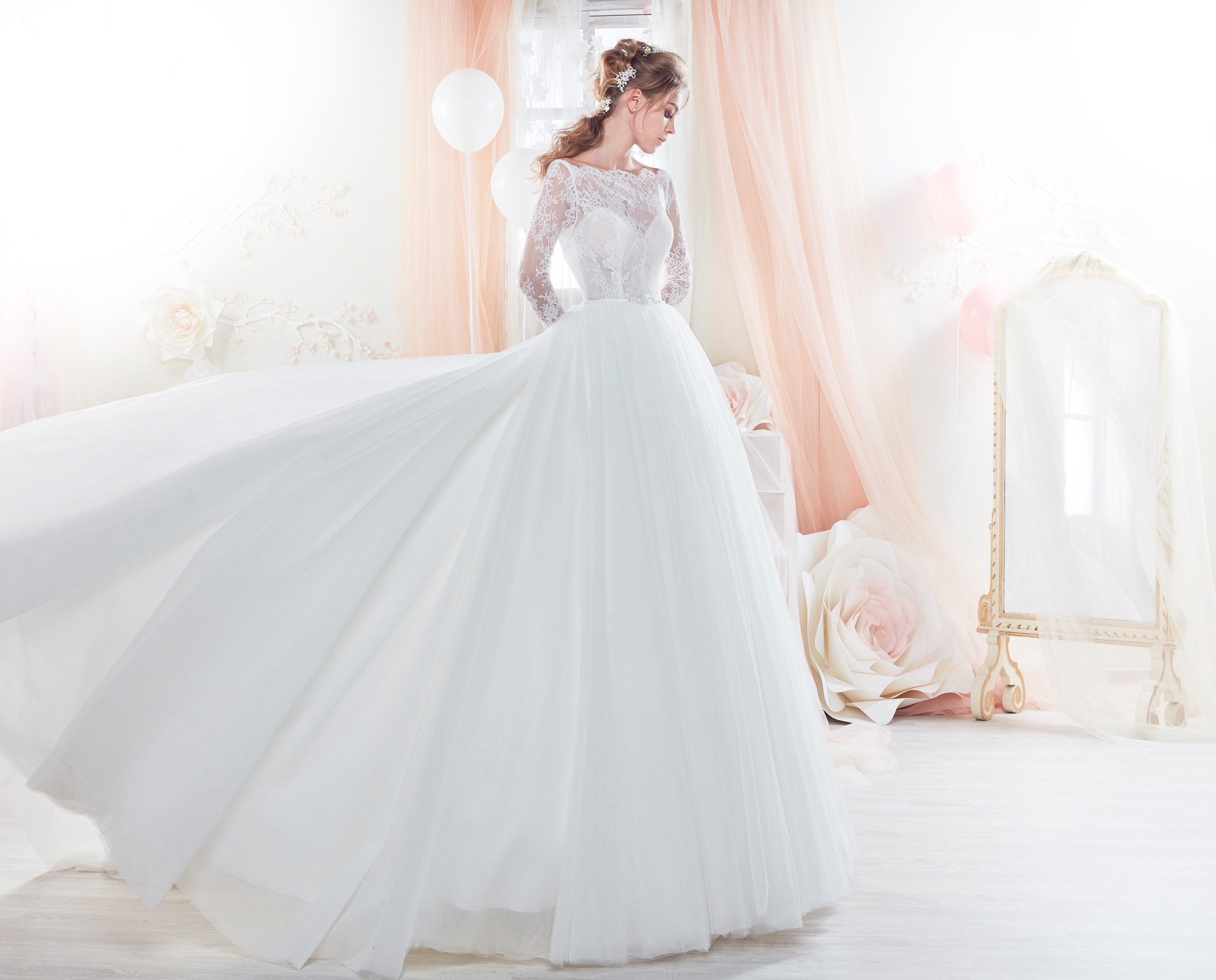 nicole spose wedding dresses price photo - 1