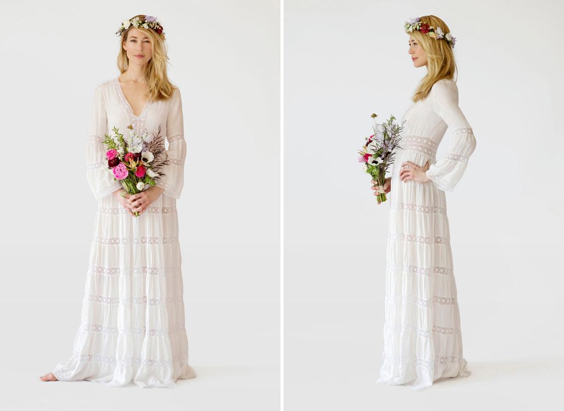non formal wedding dresses photo - 1