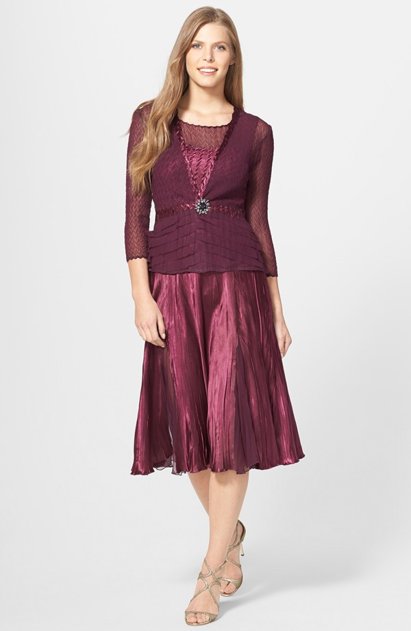 nordstrom evening dresses mother of the bride photo - 1