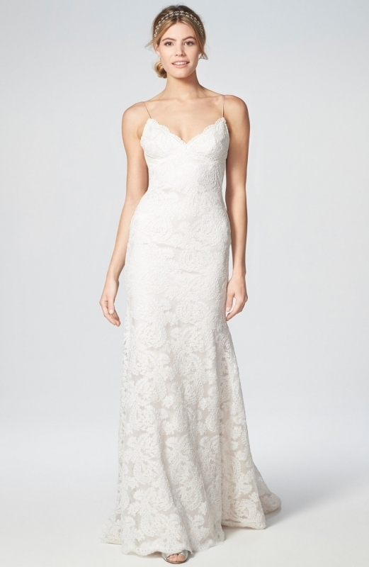 nordstrom rack wedding dresses photo - 1