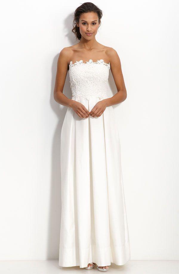 nordstrom wedding dresses photo - 1