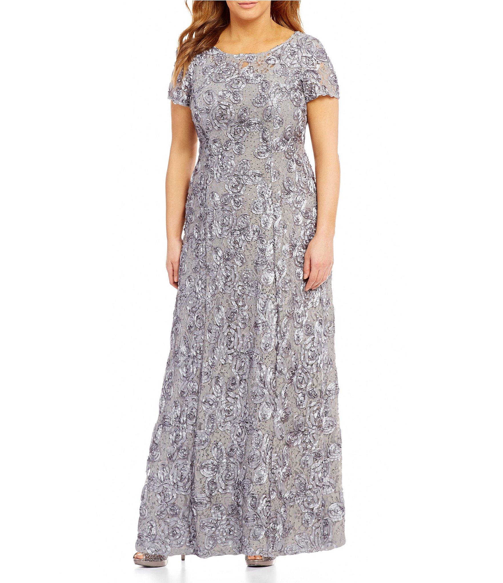 nordstroms plus size evening dresses photo - 1