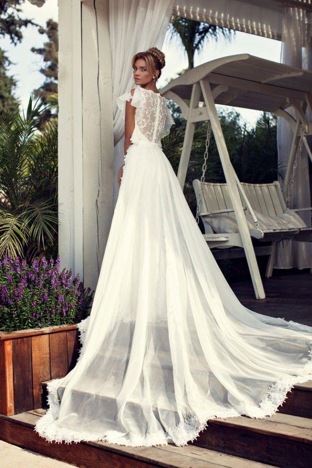 nurit hen wedding dresses photo - 1