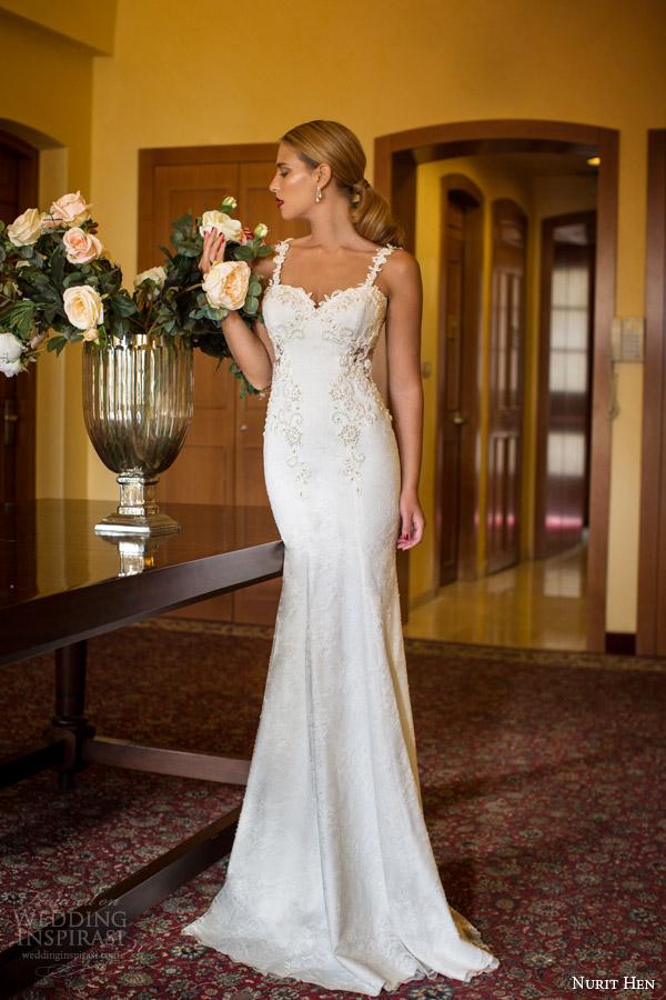 nurit hen wedding dresses prices photo - 1