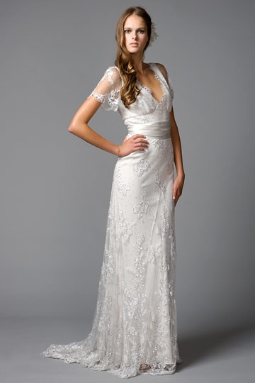odd wedding dresses photo - 1