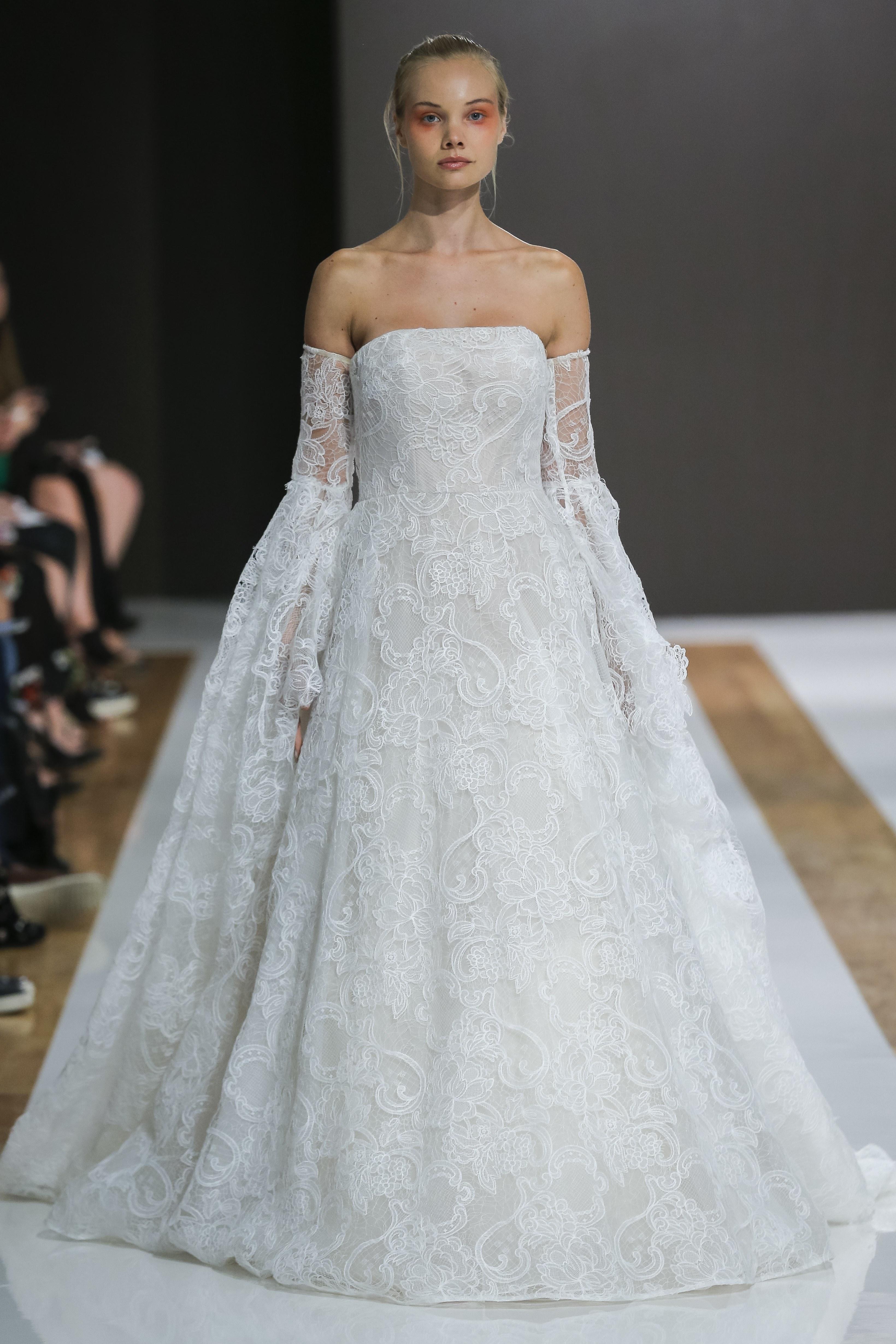 off white short wedding dresses photo - 1