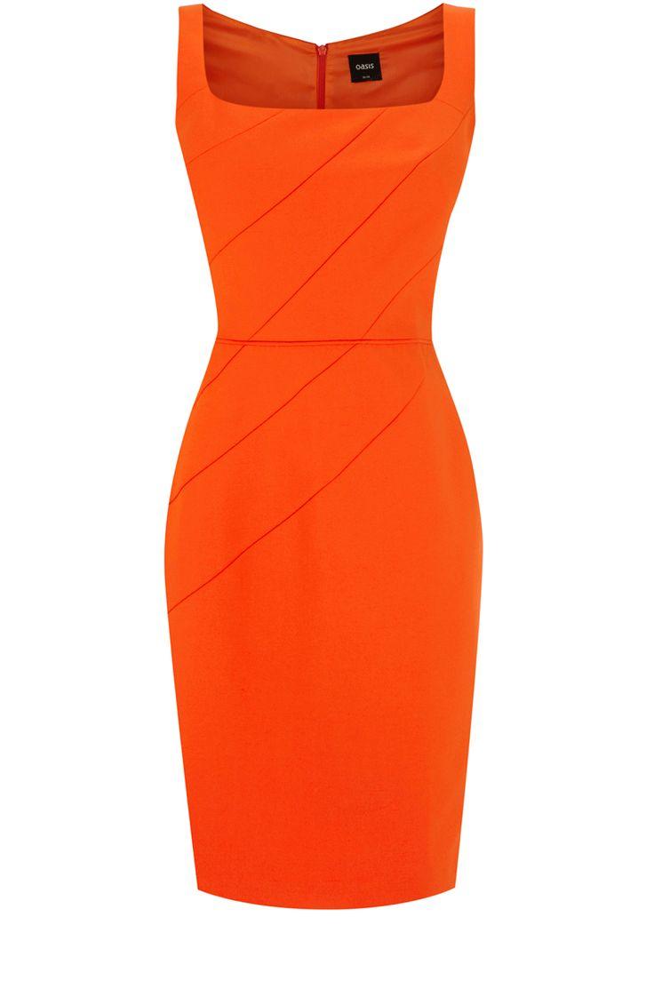 orange wedding dresses photo - 1