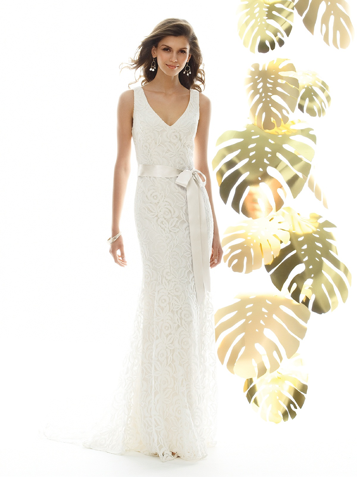over 40 wedding dresses photo - 1