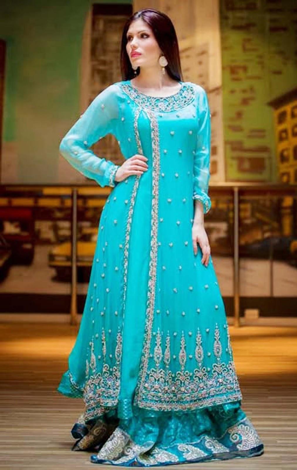 pak wedding dresses 2015 photo - 1