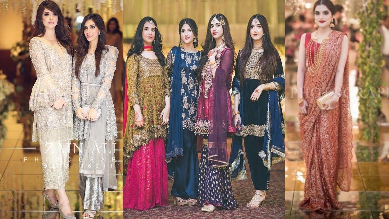 pakistani wedding dresses 2018 photo - 1