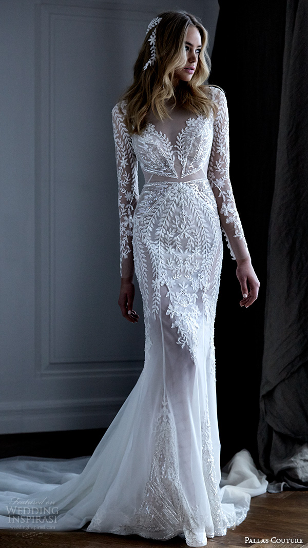 pallas couture wedding dresses photo - 1