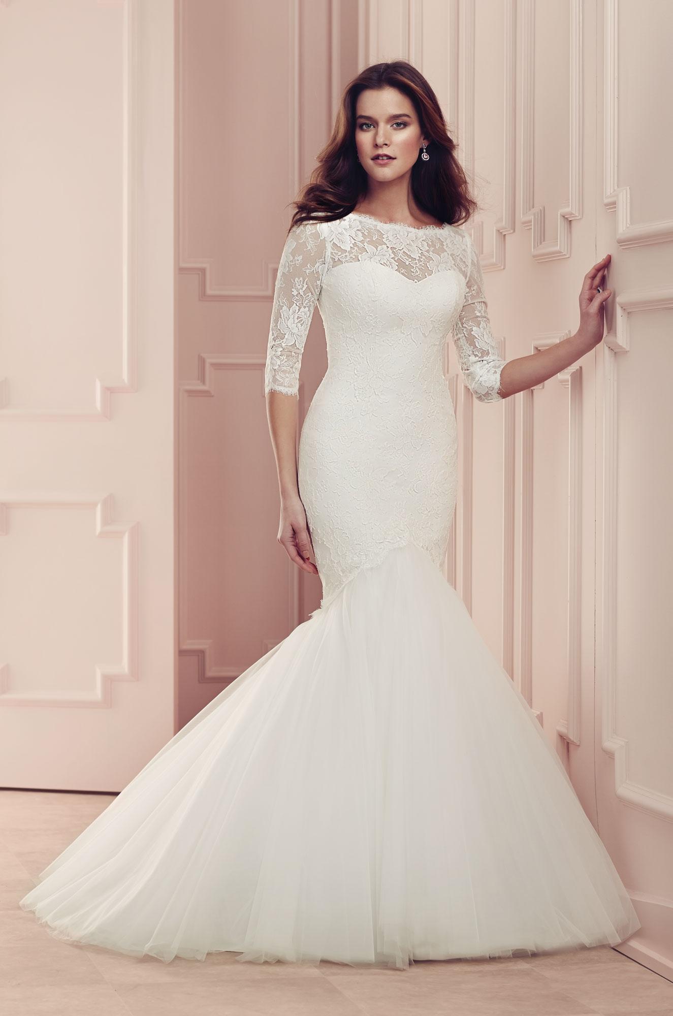paloma blanca wedding dresses photo - 1
