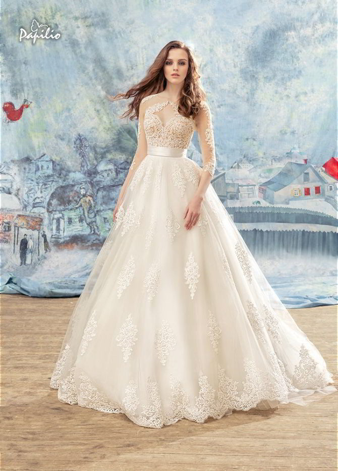 papilio wedding dresses photo - 1