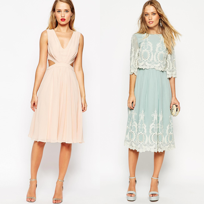 petite dresses to wear to a wedding photo - 1