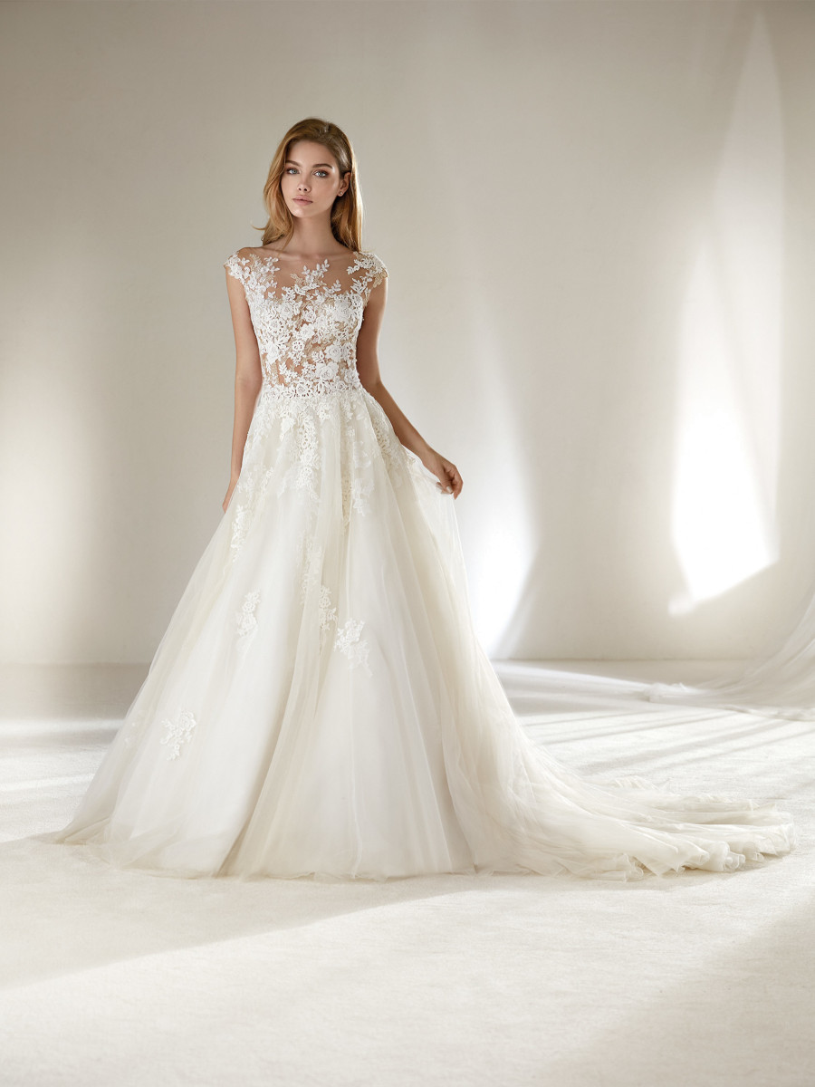 petite wedding dresses photo - 1