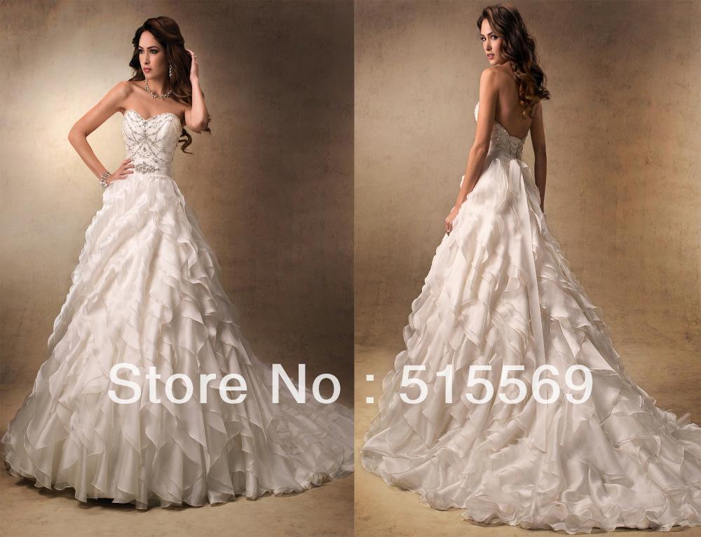 pics of wedding dresses photo - 1