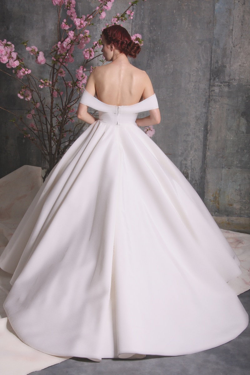 pictures of a wedding dresses photo - 1