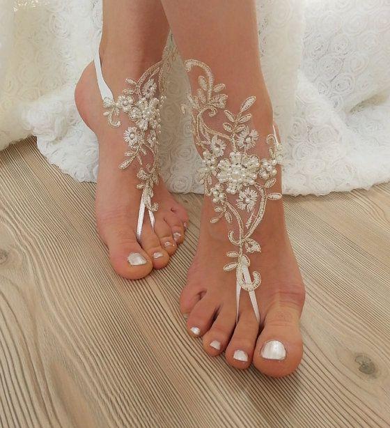 pink beach wedding dresses photo - 1