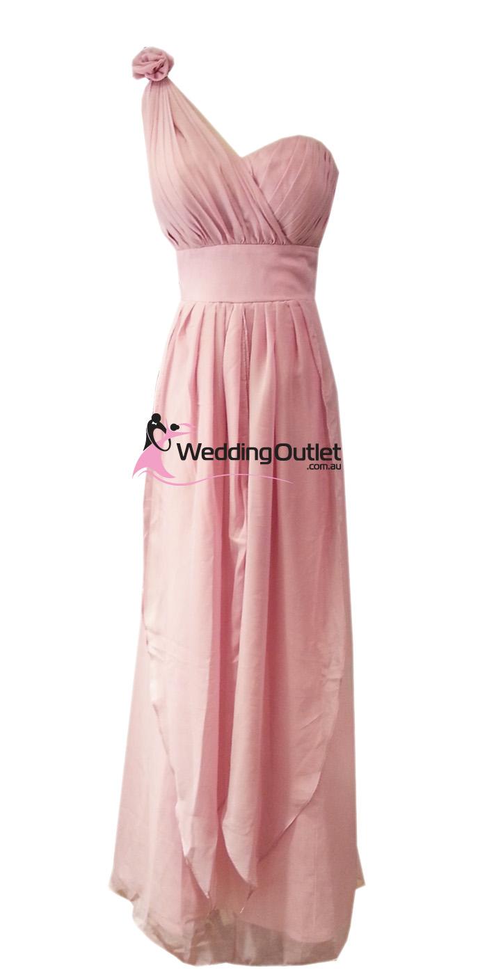 pink princess wedding dresses photo - 1
