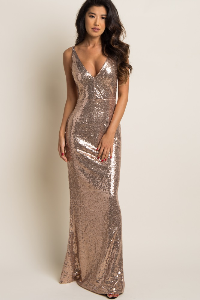 plus evening dresses photo - 1