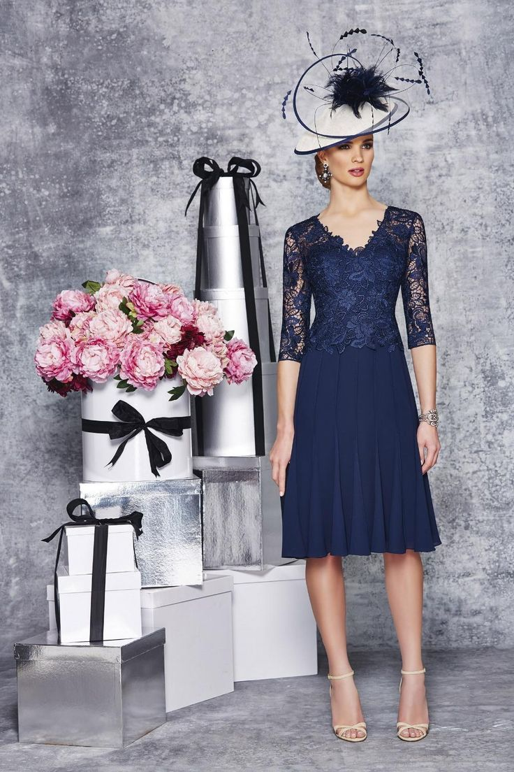 plus size blue wedding dresses photo - 1
