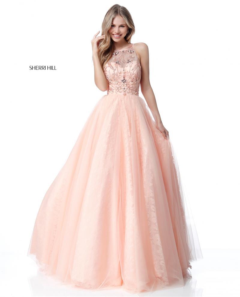plus size blush wedding dresses photo - 1