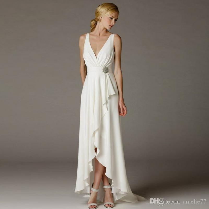 plus size discount wedding dresses photo - 1