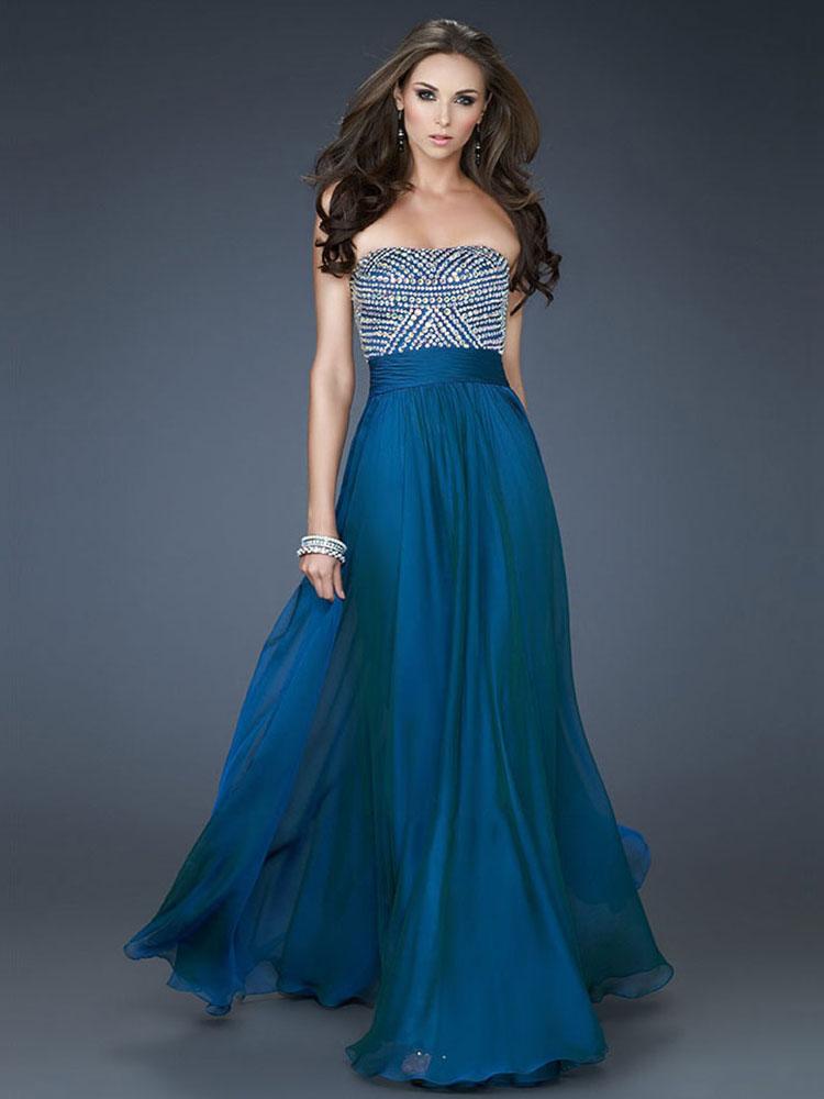 plus size evening dresses online photo - 1