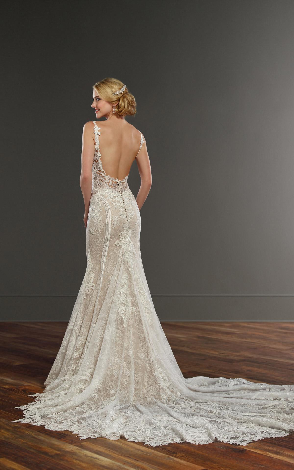 plus size vintage lace wedding dresses photo - 1
