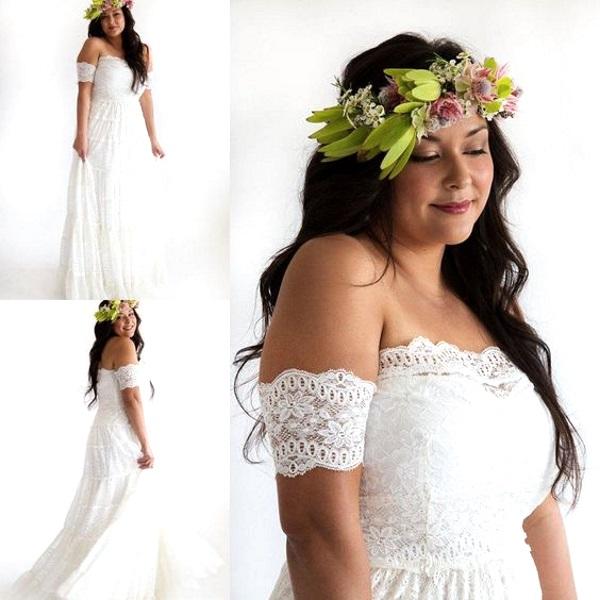 plus size wedding dresses 2016 photo - 1