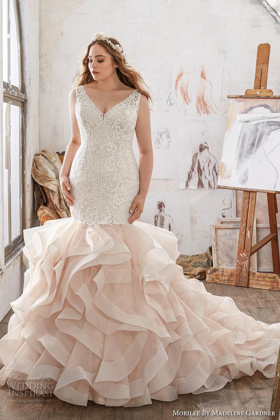plus size wedding dresses 2017 photo - 1