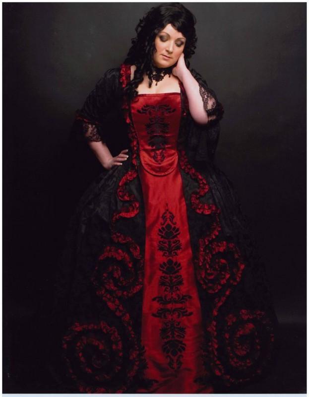 plus size wedding dresses ball gown photo - 1