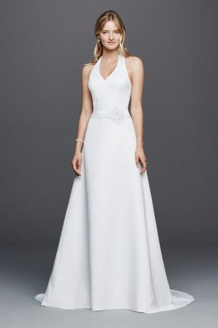 plus size wedding dresses okc photo - 1