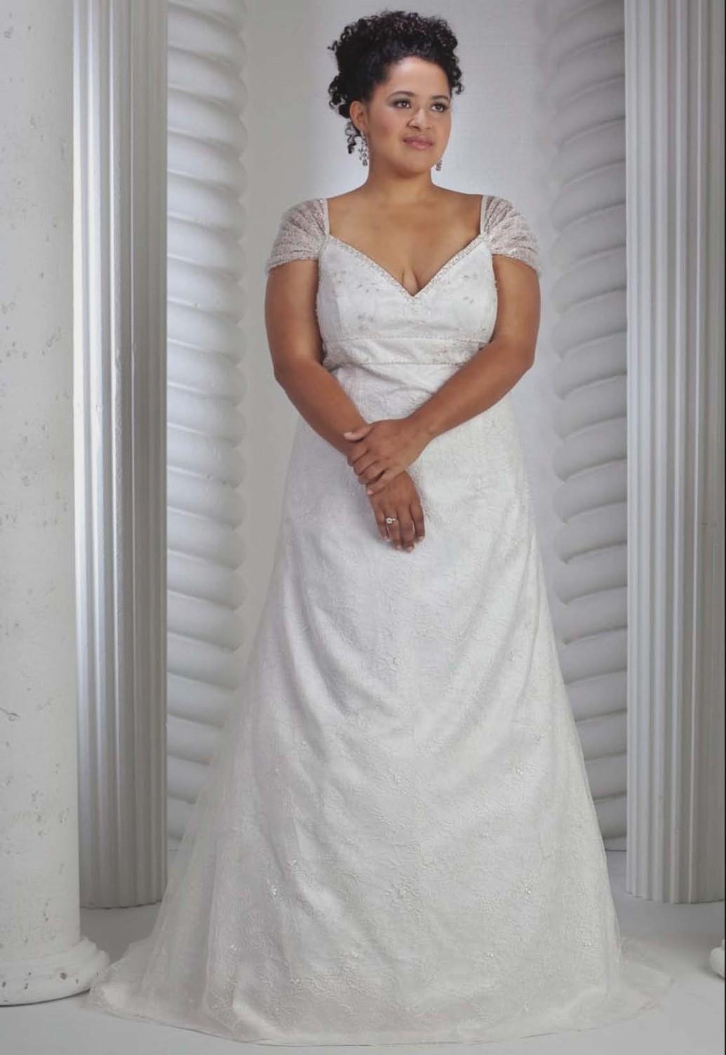 plus size wedding dresses san diego photo - 1