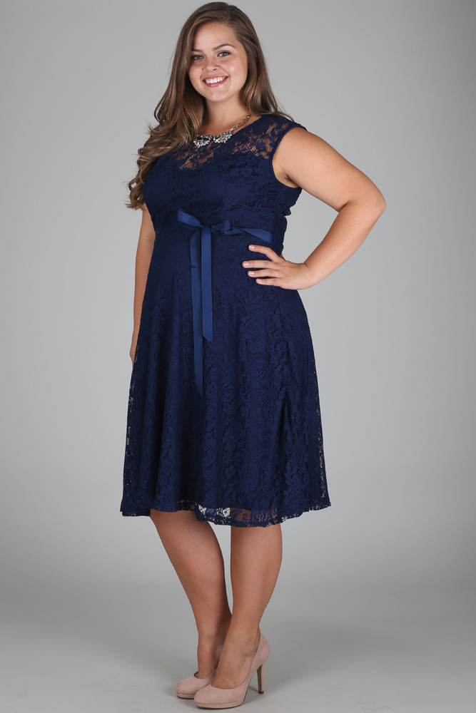 plus size wedding guest dresses for summer photo - 1