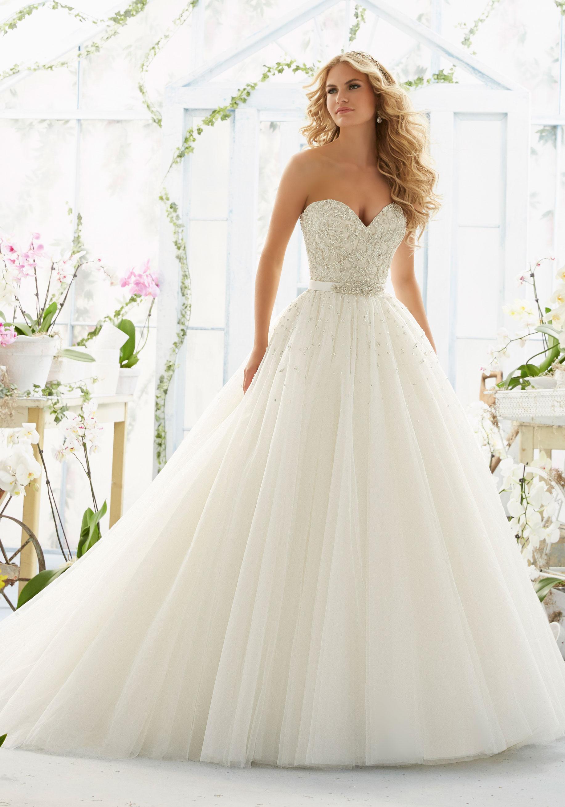 popular wedding dresses 2017 photo - 1