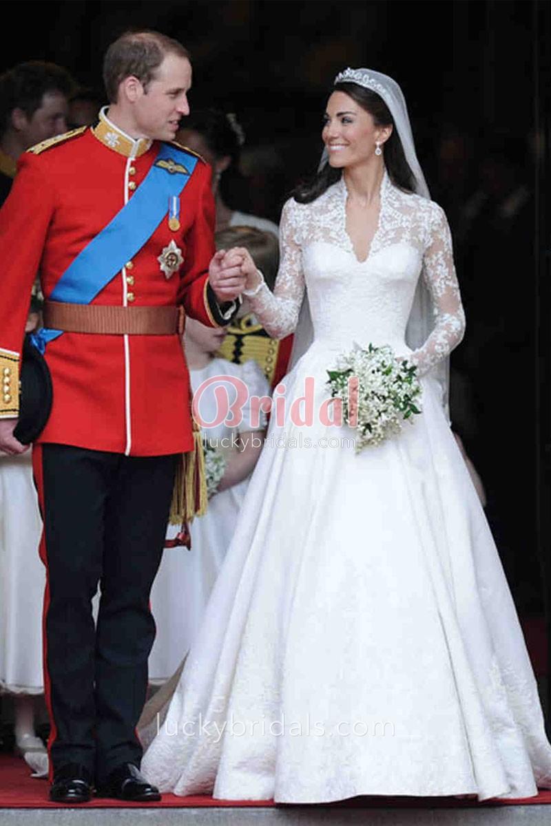 princess kates wedding dresses photo - 1