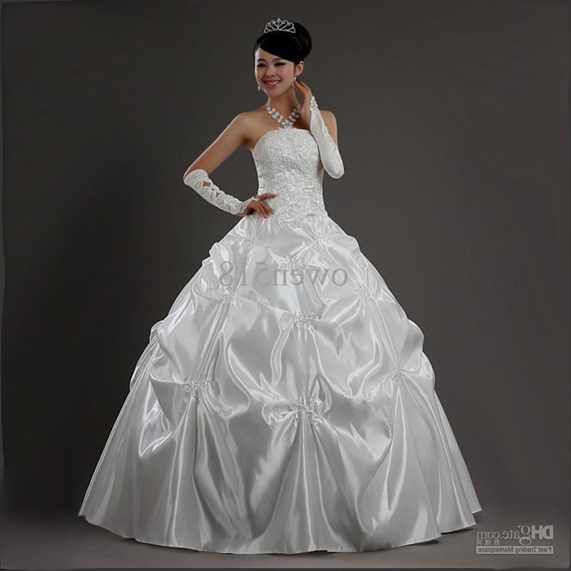 princesses wedding dresses photo - 1