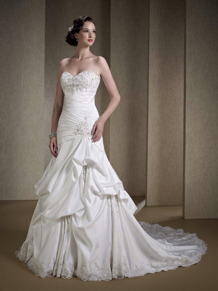 private label wedding dresses photo - 1