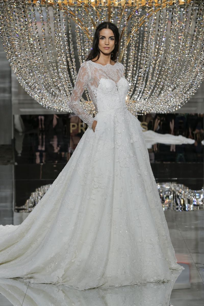 pronovias wedding dresses 2017 photo - 1
