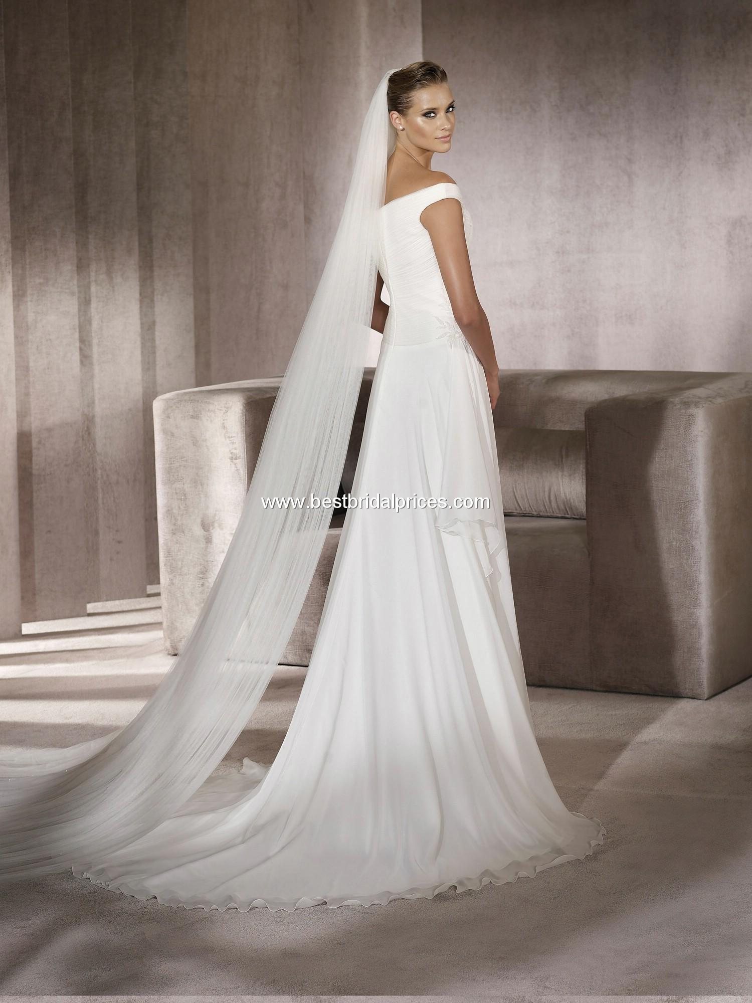 pronovias wedding dresses prices photo - 1