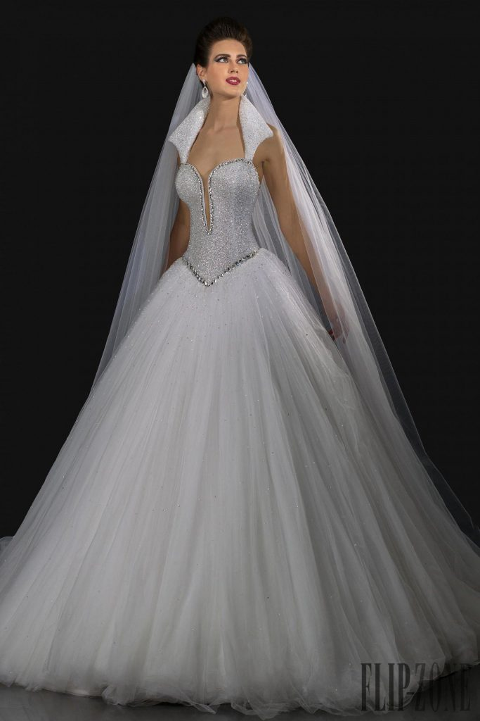 queen ann wedding dresses photo - 1