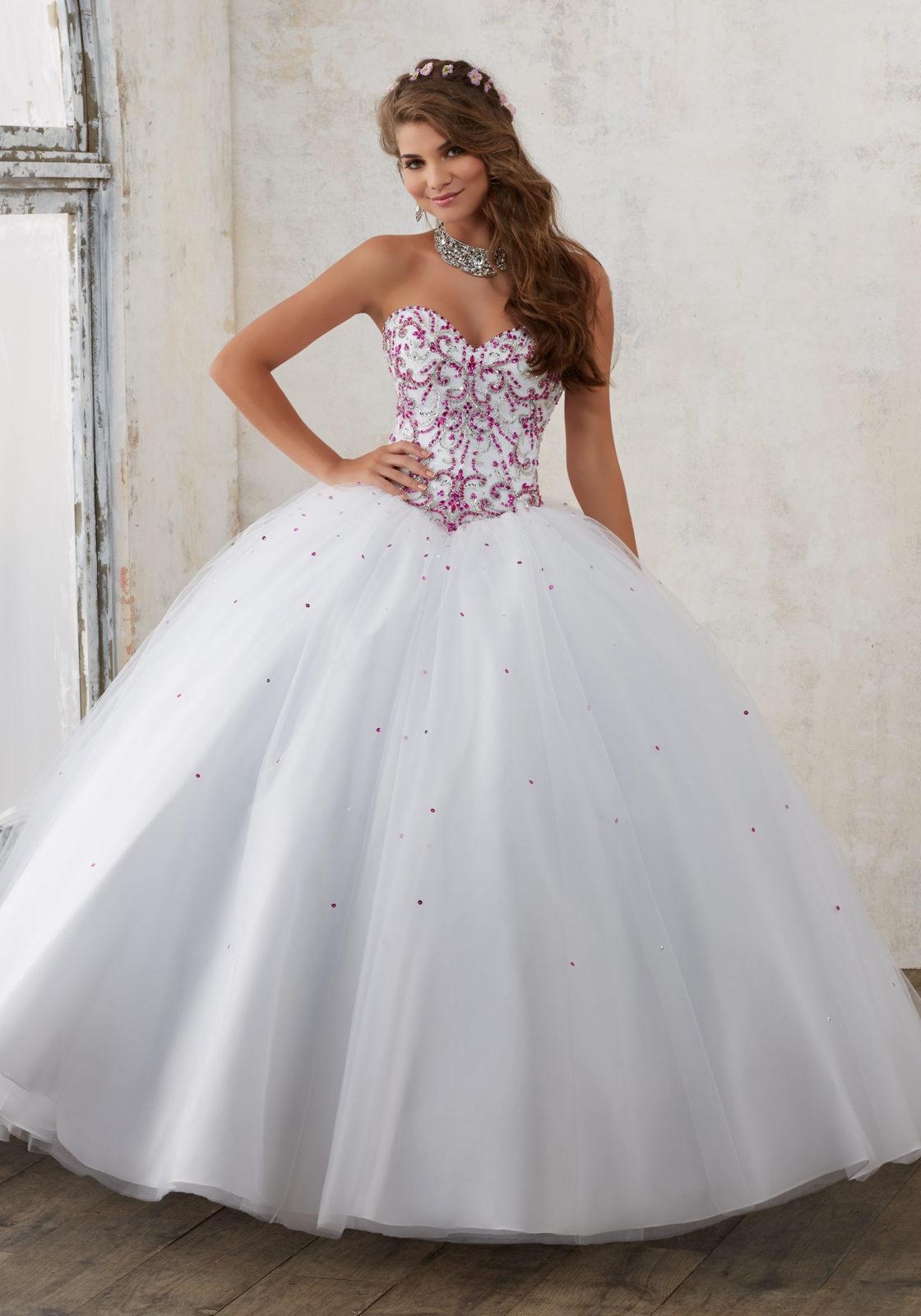 quinceanera wedding dresses photo - 1