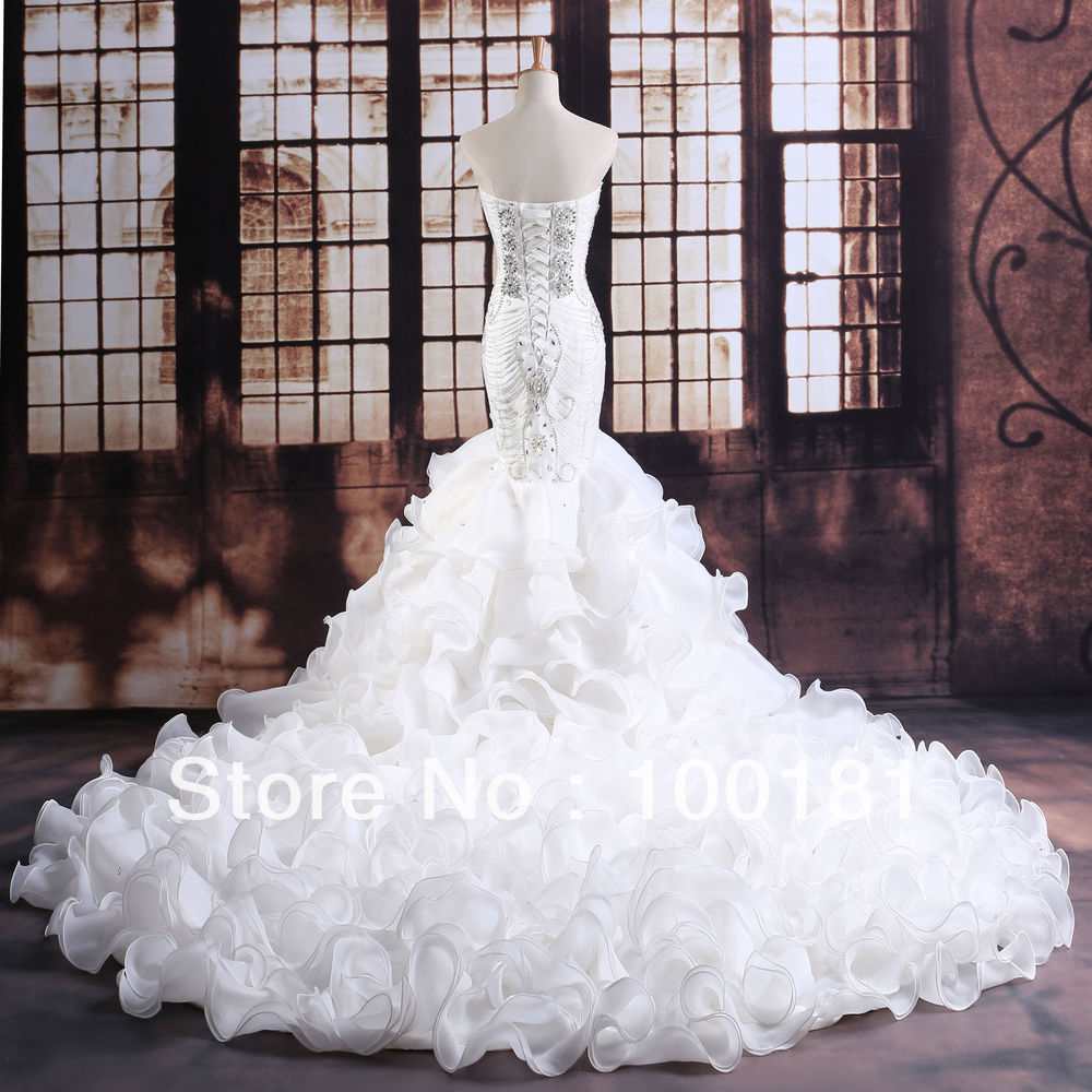 really expensive wedding dresses photo - 1