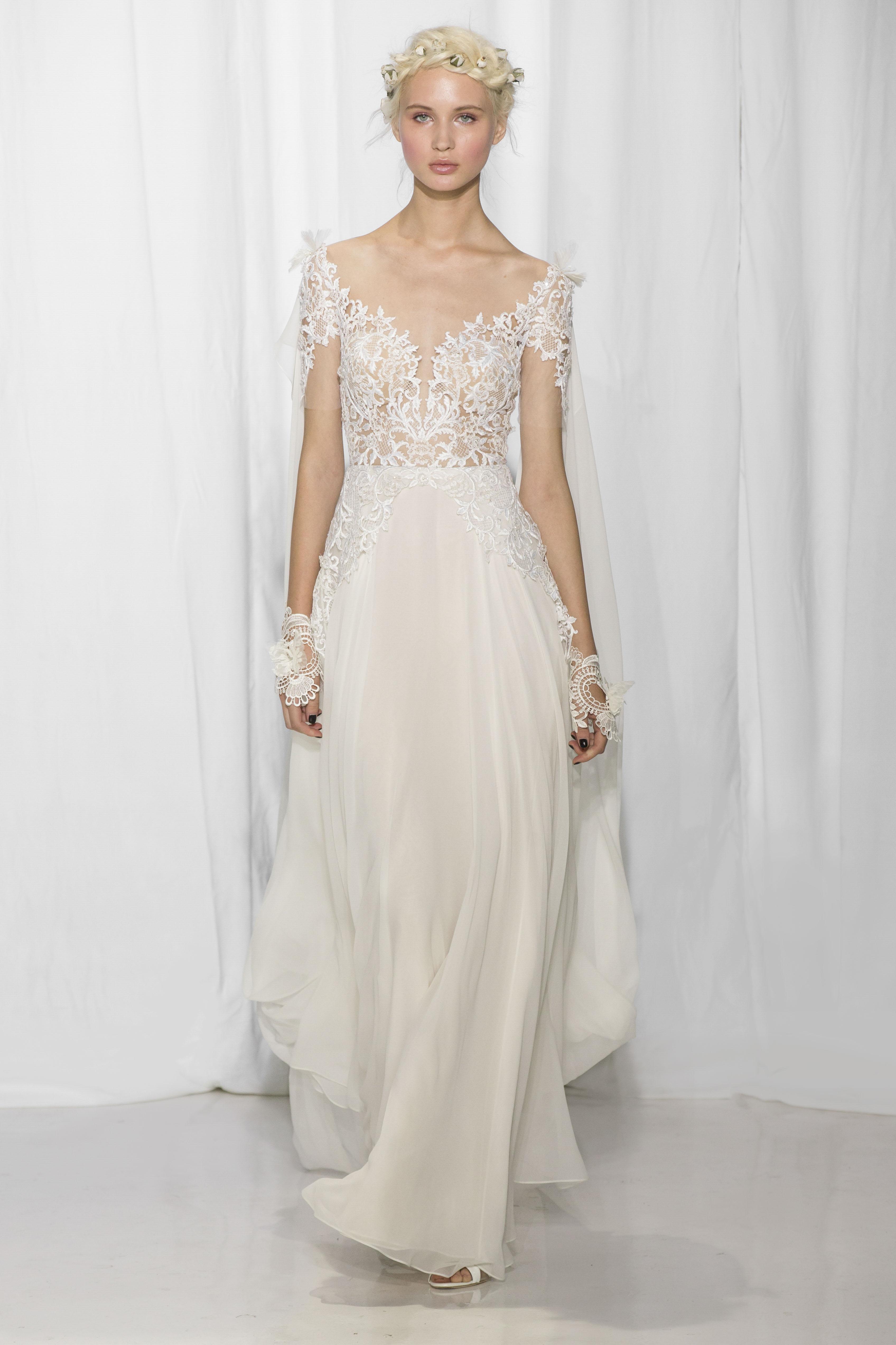 reem acra wedding dresses photo - 1