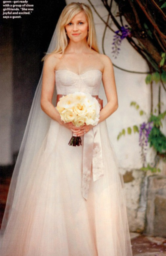 reese witherspoon wedding dresses photo - 1