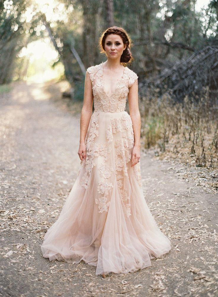 renewal wedding dresses photo - 1