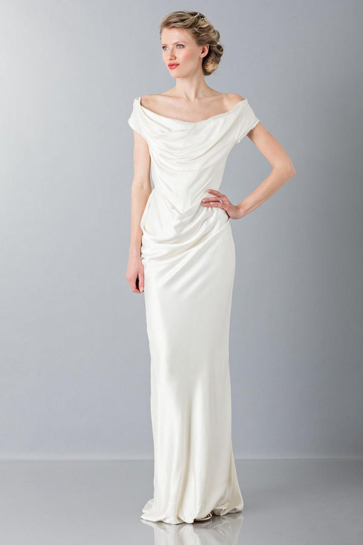 rental wedding dresses photo - 1